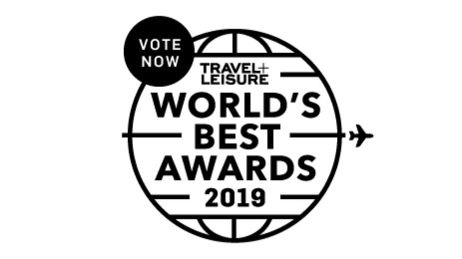 Vote for Lion World Travel in the Travel + Leisure World's Best Awards