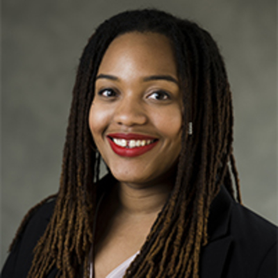 Nandi Bynoe, Assistant Dean of Student Affairs