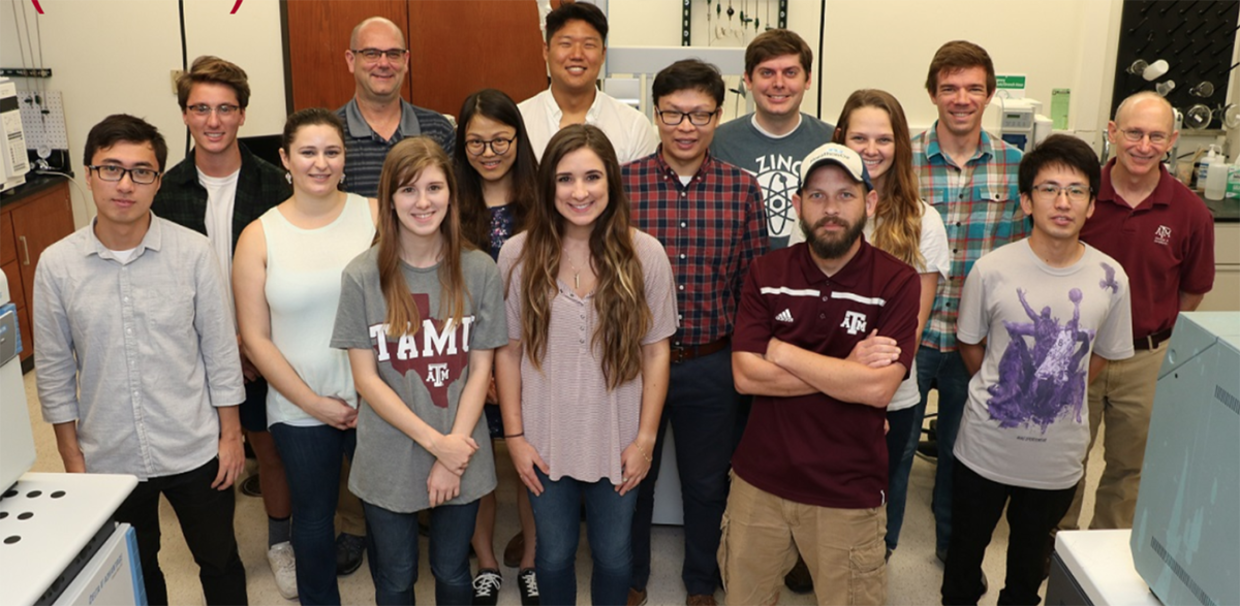 Inaugural Ions At Work Symposium Brings Together Mass Spectrometry Researchers at Texas A&M