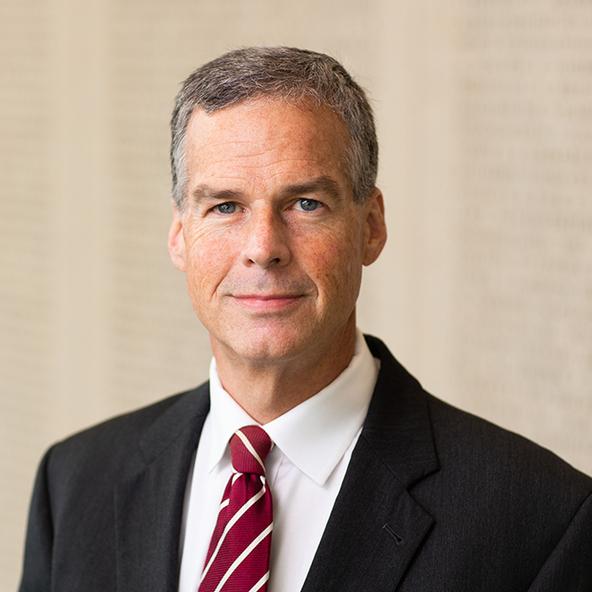Meet Gary Reynolds '88, Geosciences Senior Director Of Development