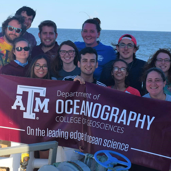 Undergraduates Invited To Apply For 2019 Research Experience Undergraduate (REU) program for Ocean Research