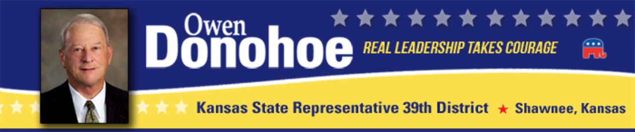 Rep. Owen Donohoe 2019 newsletter