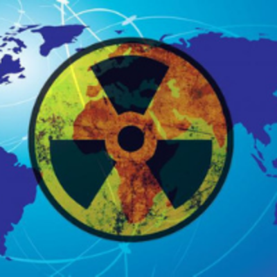 Nuclear Warning Sign