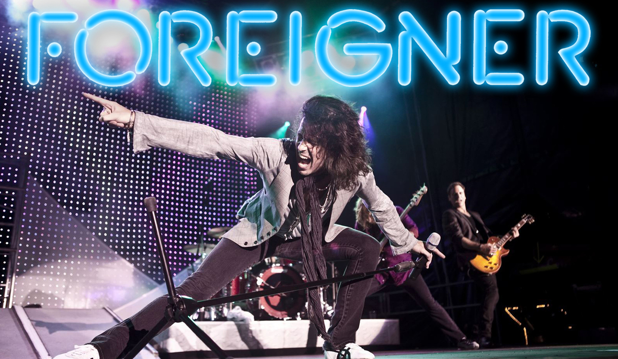 Foreigner with Special Guest Night Ranger - Wed, Sept. 18