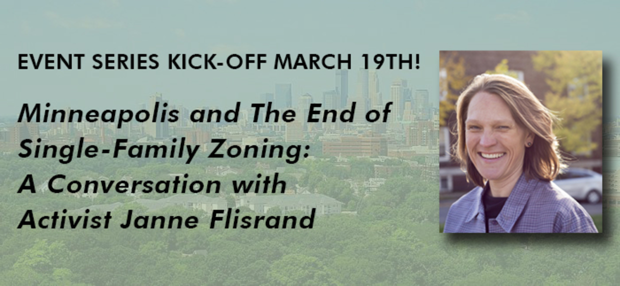 Gen2Gen Event with Janne Flisrand March 19