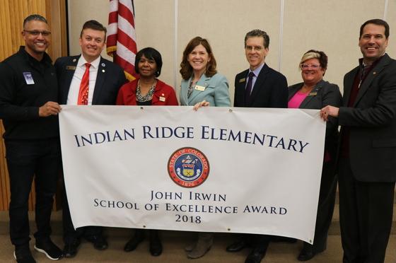 Award-winning schools