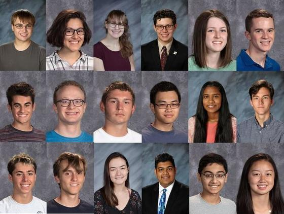 Eighteen CCSD students earn perfect ACT, SAT scores