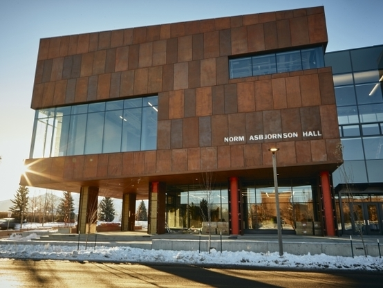MSU Norm Asbjornson Hall