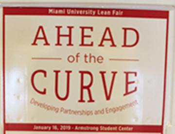Ahead of the Curve Lean Fair 2019