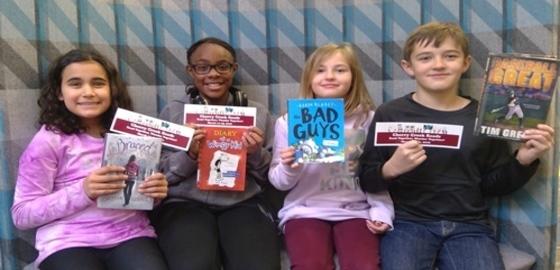Cherry Creek Reads Week