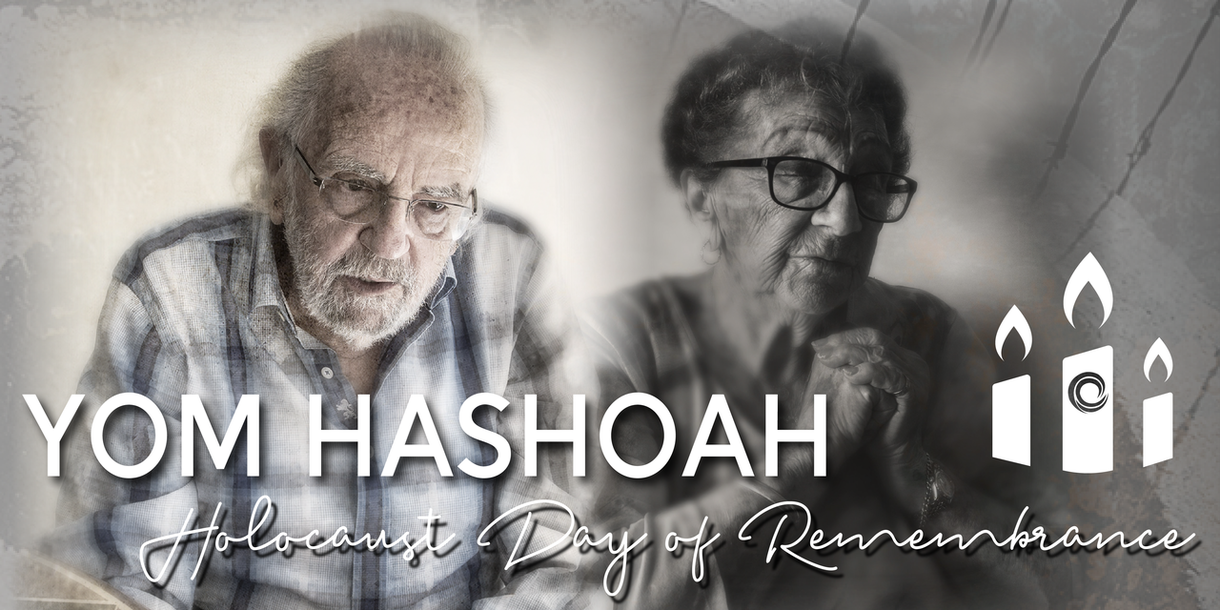 Yom HaShoah Holocaust Day of Remembrance