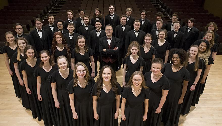 Adelphian Concert Choir