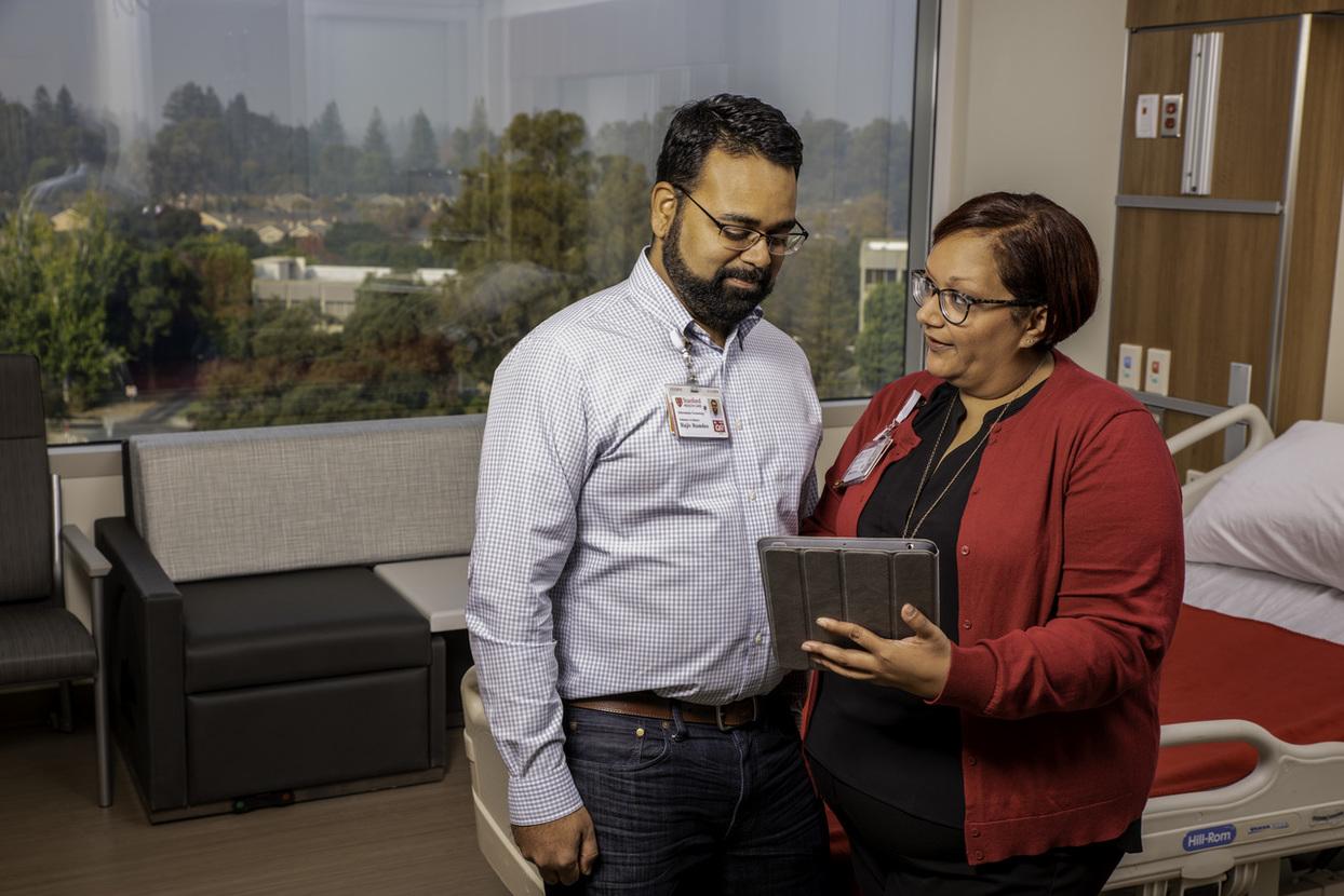 Digital Enhancements for New Hospital