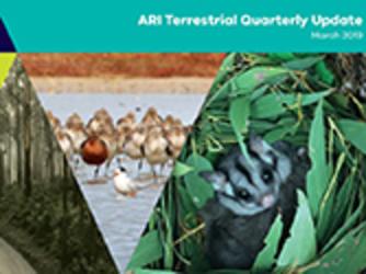 ARI Terrestrial Ecology Update