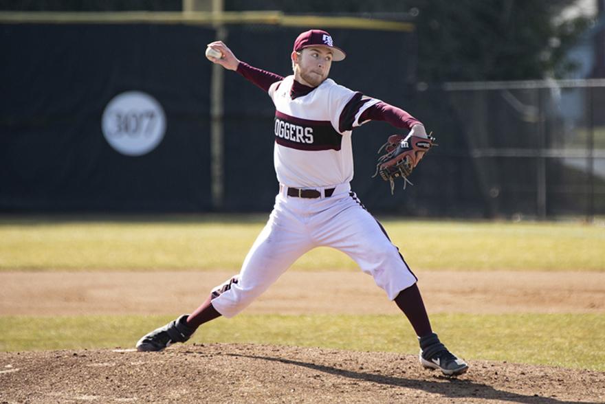 Photo of Logger baseball athlete