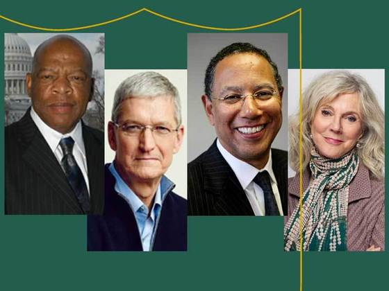 Tulane 2019 Commencement speaker and honorary degree recipients