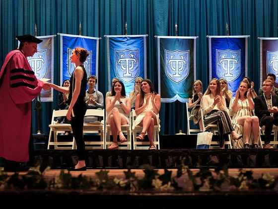 Newcomb-Tulane College graduation 2019