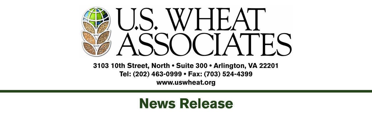 U.S. Wheat Associates News Release