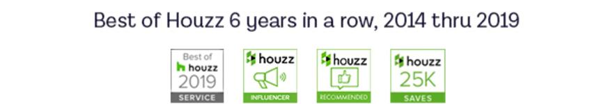 Houzz website link