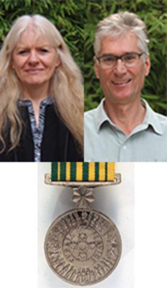 Public Service Medal recipients