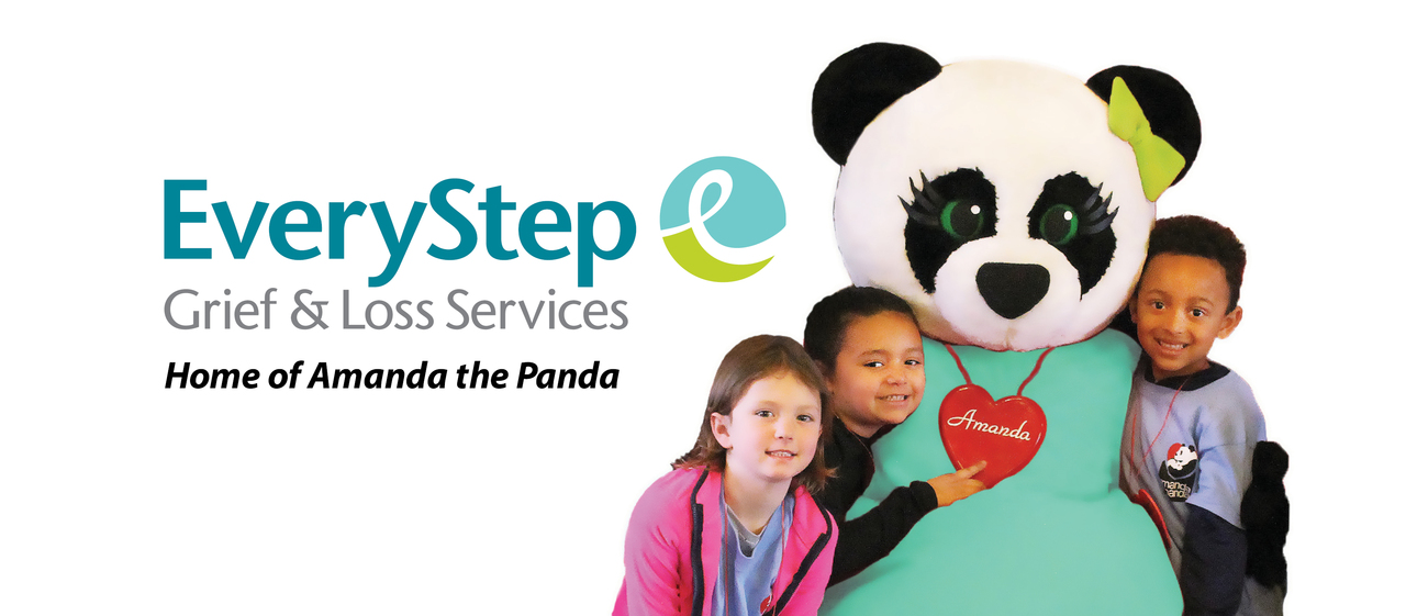 EveryStep Grief & Loss Services: Home of Amanda the Panda image