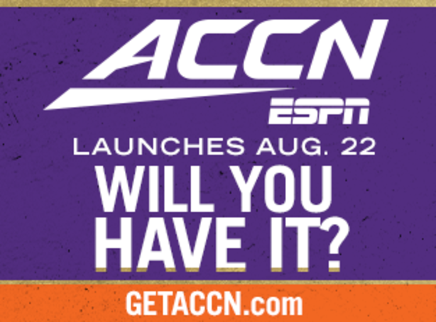 ACCN ESPN Launches August 22md. Will you have it? Getaccn.com