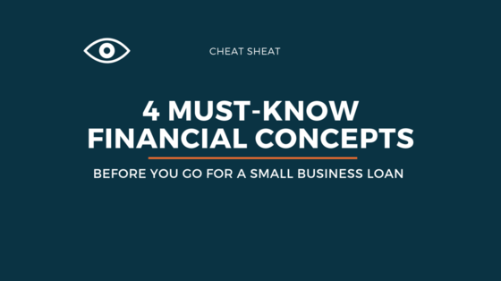 4 Must-Know Financial Concepts Before You Go For A Loan