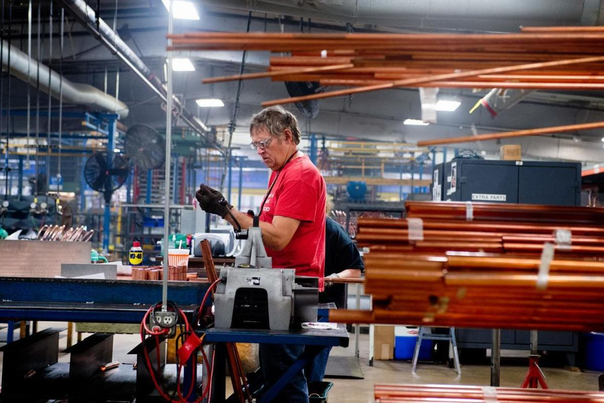 LEDCO: AAON to create 125 jobs in Longview amid $28 million capital expansion