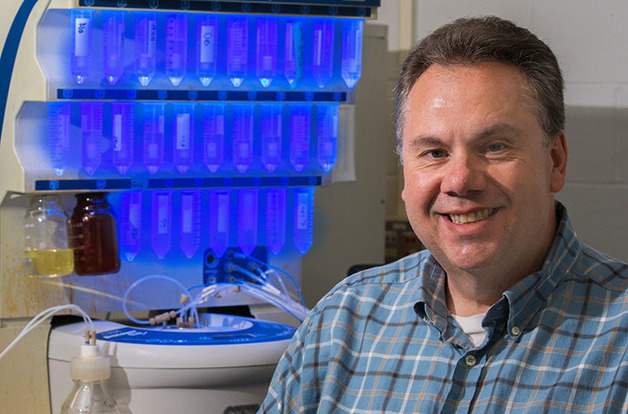 Gary Lorigan named University Distinguished Professor