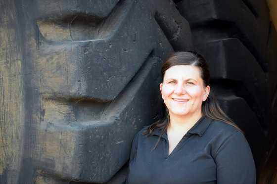 Link to the College of Engineering blog post about Julie Marinucci