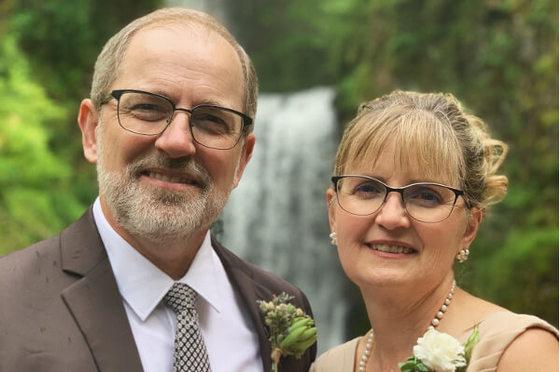 Link to Karl and Christine LaPeer's alumni profile