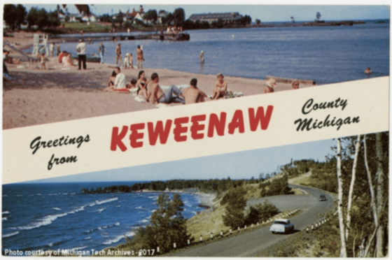 Link to the Alumni Blog post about places to adventure in the Keweenaw
