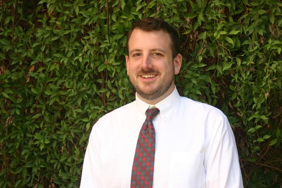 Dr. Jeremy Elliott-Engel selected for 2019-20 Academic Leadership Institute