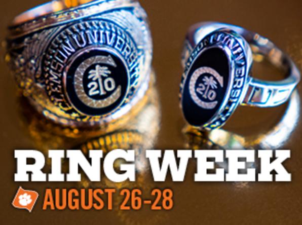 Ring Week August 26-28