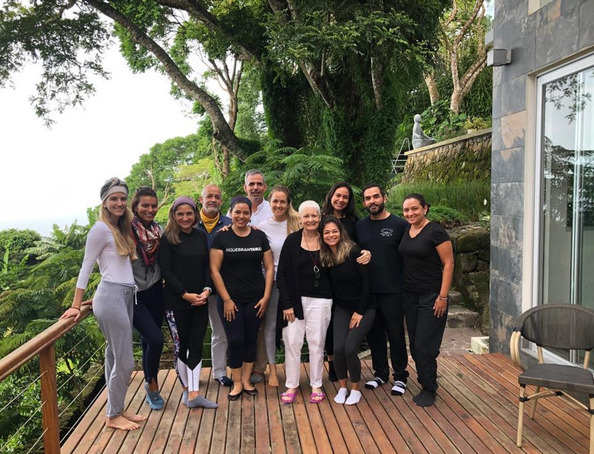 Retreat with Sandra in Nicaragua
