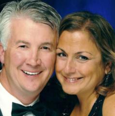John R. and Sarah A. Adams