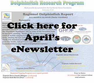 DRP's April Newsletter