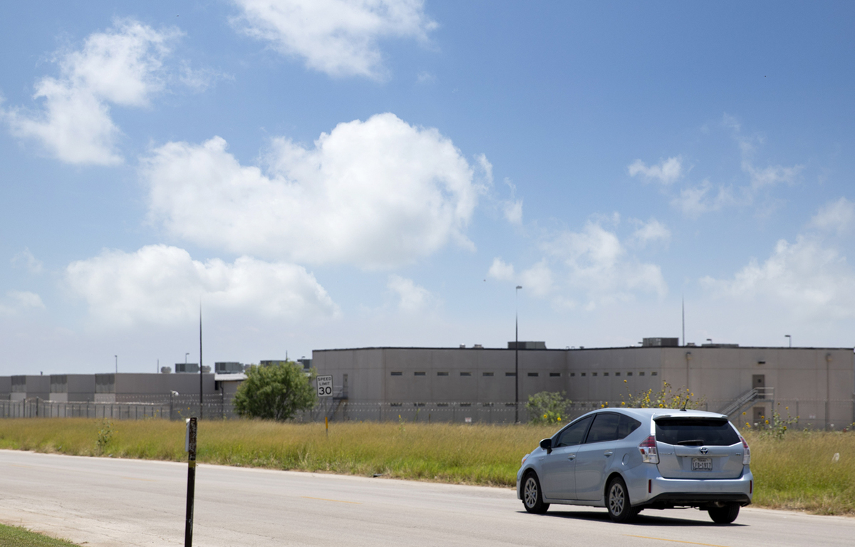 Sara Ramey helps asylum-seekers at the South Texas Detention Complex navigate the U.S. legal system