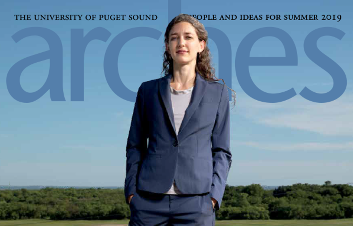 Arches magazine