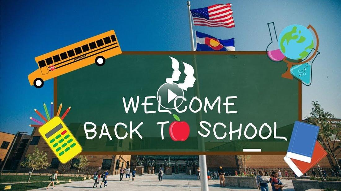 Community Welcome Back to School video