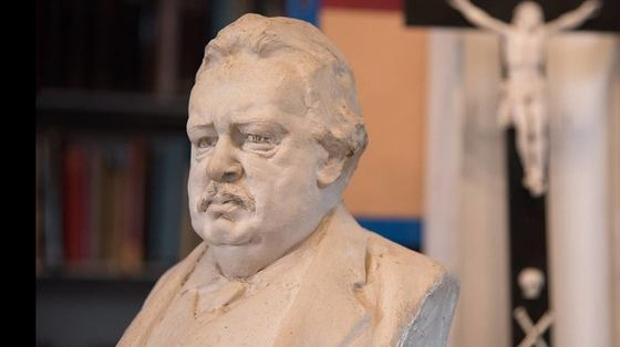 G.K. Chesterton library acquired by Notre Dame's London Global Gateway