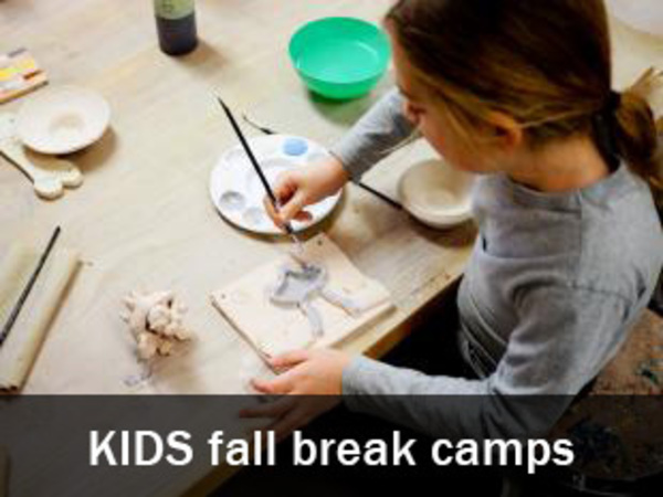Click to see all Kids fall break camps