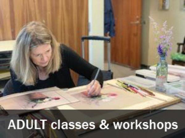 Click to see all Adult classes and workshops