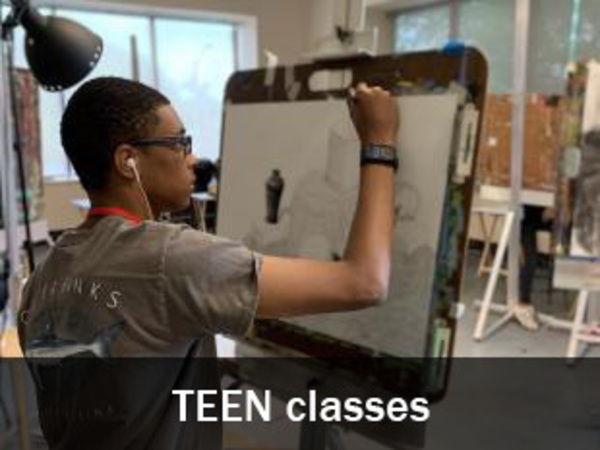 Click to see all Teen classes