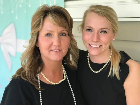 Picture of Mother/Daughter Duo, Anna and Adrianna Moore