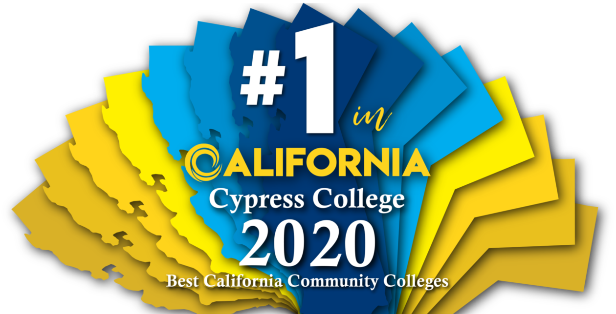 #1 in California Cypress College 2020 Best California Community Colleges