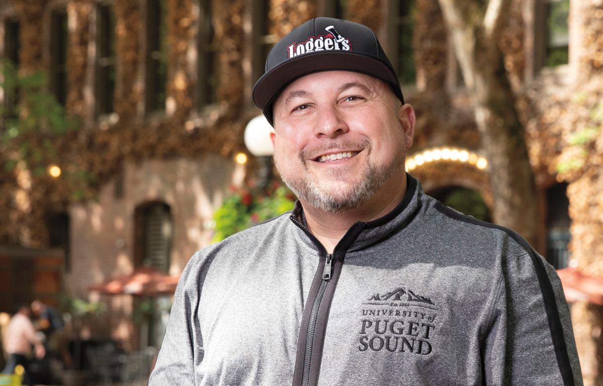 Ben Reuler, executive director of Seattle Works
