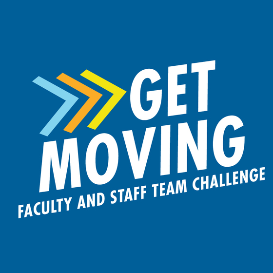 Get Moving: A faculty and staff team challenge