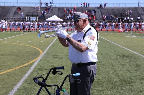 Veterans / Active Military Appreciation Game