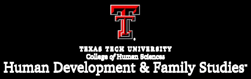Texas Tech Human Development and Family Studies Newsletter